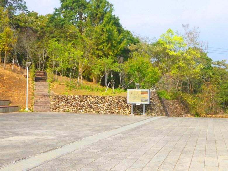 第二觀景台 | 廣大的腹地 | 旁為櫻花登山步道 | 金龍山觀景臺 | 魚池 | 南投 | 一抹和風 | 巡日旅行攝