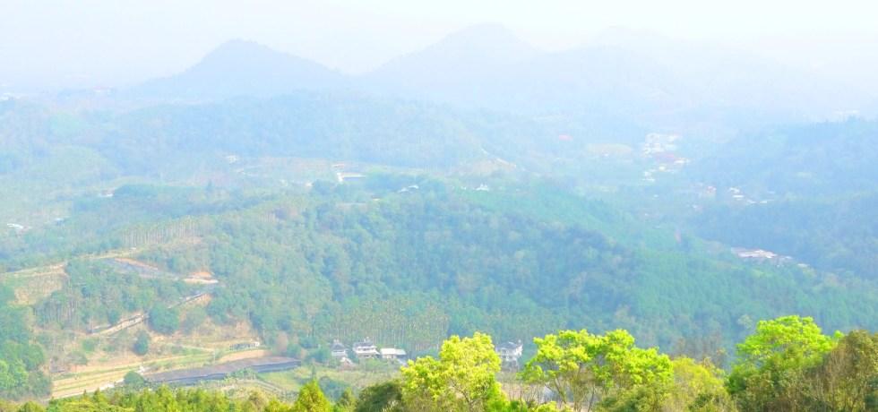 干卓萬山 | 卓社大山 | 大尖山(木屐囒山) | 魚池富士山 | 頭股大坪 | 魚池 | 南投 | 和風臺灣 | 巡日旅行攝