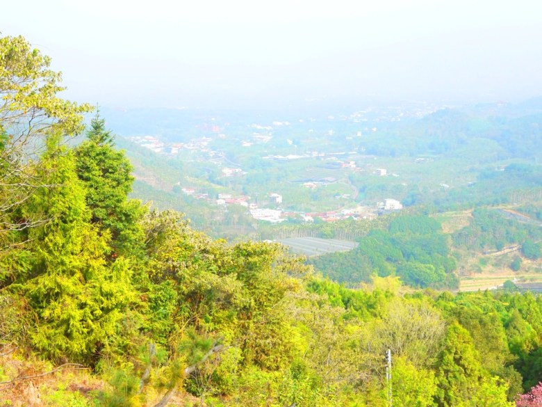 遠眺群山 | 雲霧繚繞 | 魚池富士山 | Yuchi Fujisan | 臺灣的日本富士山 | 和風巡禮 | RoundtripJp