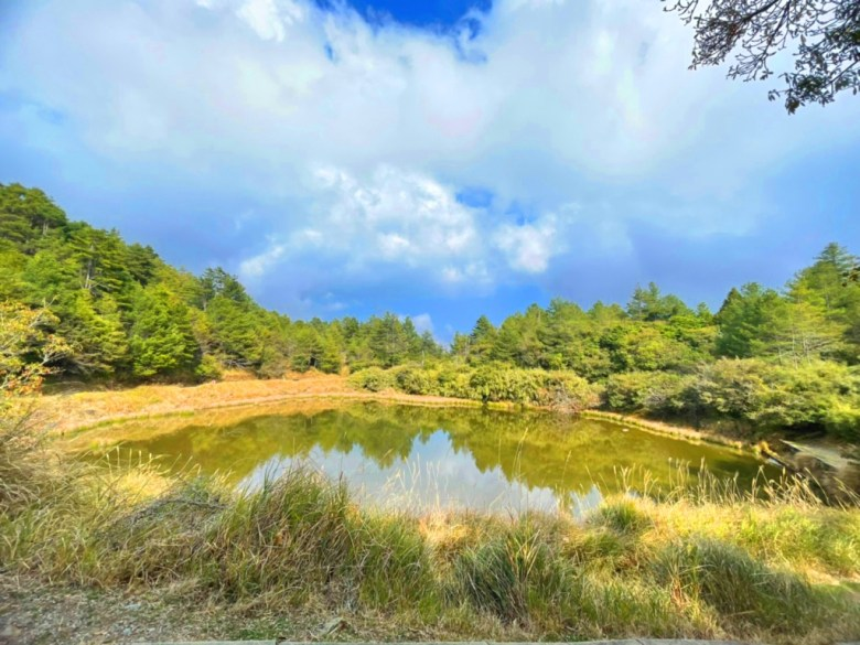 天池 | Tianchih | 大雪山 | 天氣晴朗 | 海拔2,600公尺 | 大雪山國家森林遊樂區 | 和平 | 台中 | 一抹和風 | 巡日旅行攝