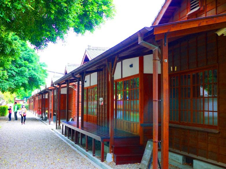清水公學校日式宿舍群 | 有著小京都的感覺 | 日本味 | 清水 | 台中 | チンシュイ | タイジョン | 巡日旅行攝