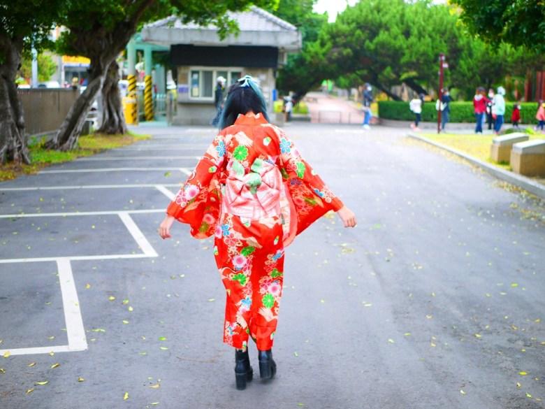 清水公學校出入口 | 和服少女 | 清水 | 台中 | チンシュイ | タイジョン | Qingshui | Taichung | RoundtripJp