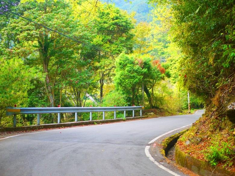 沿途風光 | 美麗而蜿蜒的大雪山 | Dasyueshan | Heping | Taichung | Wafu Taiwan | 巡日旅行攝