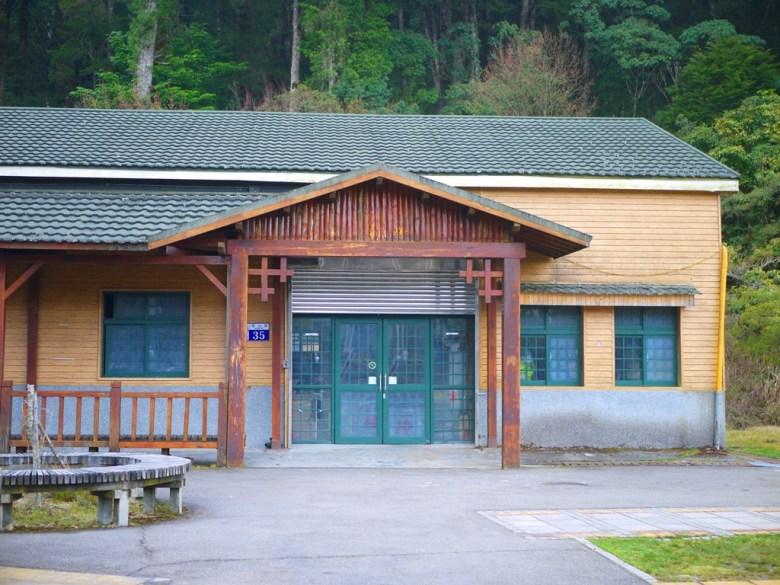 天池下方停車場 | 往天池還有400公尺 | 小雪山旅遊資訊站附近 | 大雪山國家森林遊樂區 | 和平 | 台中 | RoundtripJp