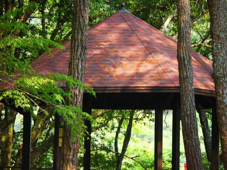 涼亭 | 休息處 | 往奧萬大吊橋方向 | 奧萬大國家森林遊樂區 | レンアイ | ナントウ | RoundtripJp