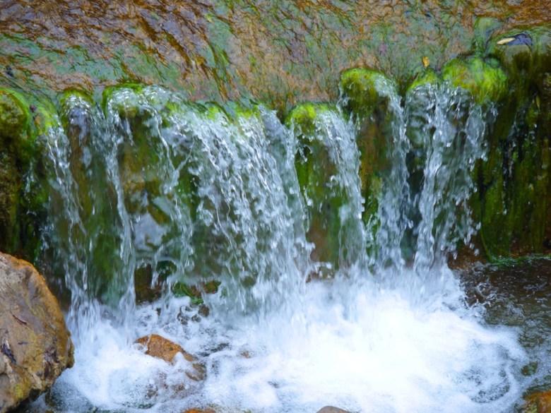 清澈湍急的溪流 | 奧萬大國家森林遊樂區 | レンアイ | ナントウ | RoundtripJp