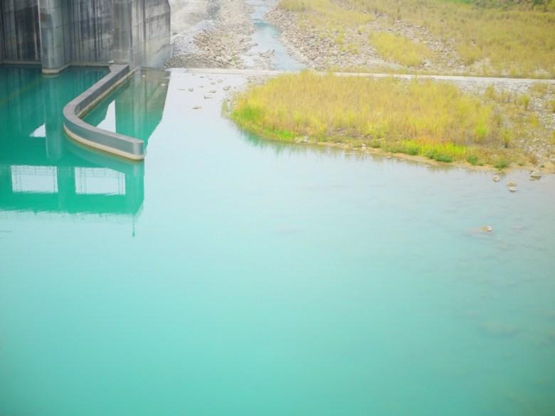 絕美碧綠色   猶如青い池   大自然景觀   Takeyama   Zhushan   Nantou   巡日旅行攝