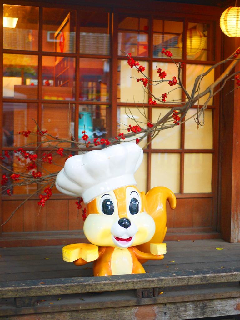 起司蛋糕與松鼠廚師 | 和風韻味 | 日式木造建築 | 斗六雲中街日式宿舍群 | 斗六 | 雲林 | ドウリウ | ユンリン | 巡日旅行攝