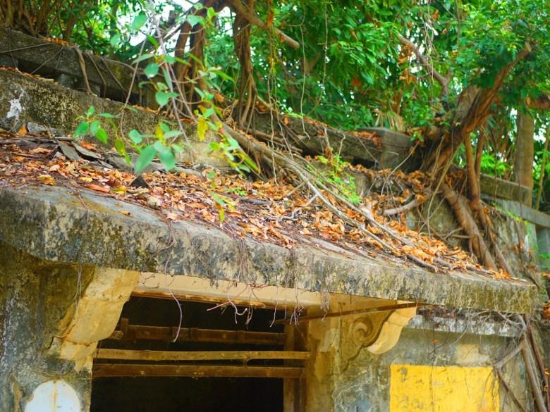 新化神社地下遺構 | 防空洞 | 虎頭埤風景區內 | シンホワ | たいなんし | RoundtripJp
