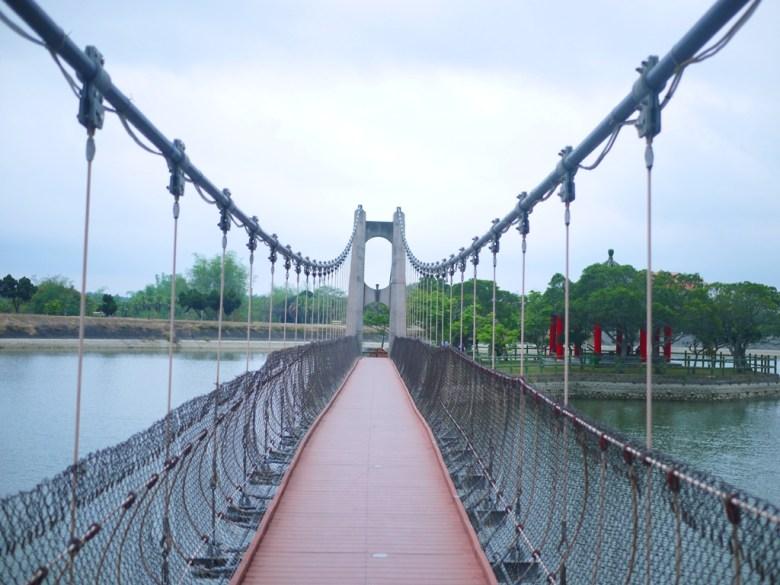 虎月吊橋 | Huyue Suspension Bridge | 結緣聖地 | 情人橋 | シンホワ | たいなんし | RoundtripJp
