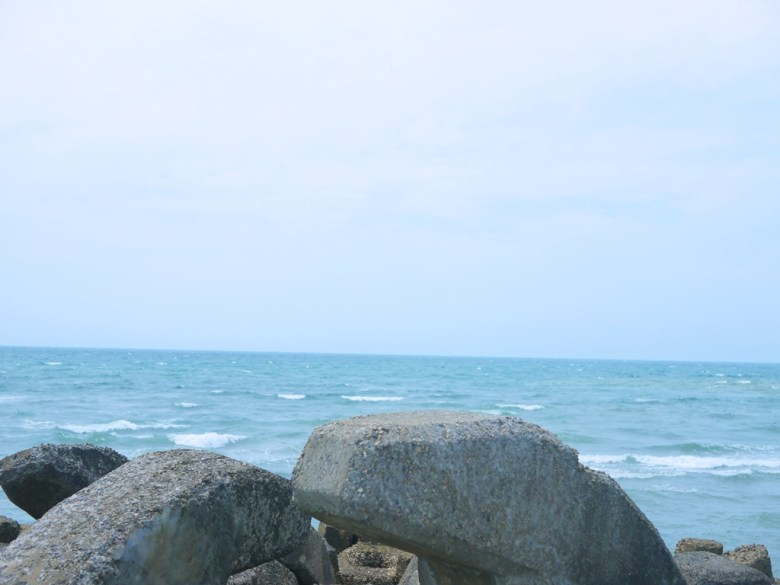 海岸邊   感受大海之美   苗栗海景   苗栗苑裡漁港   ユエンリー   ミアオリー   巡日旅行攝
