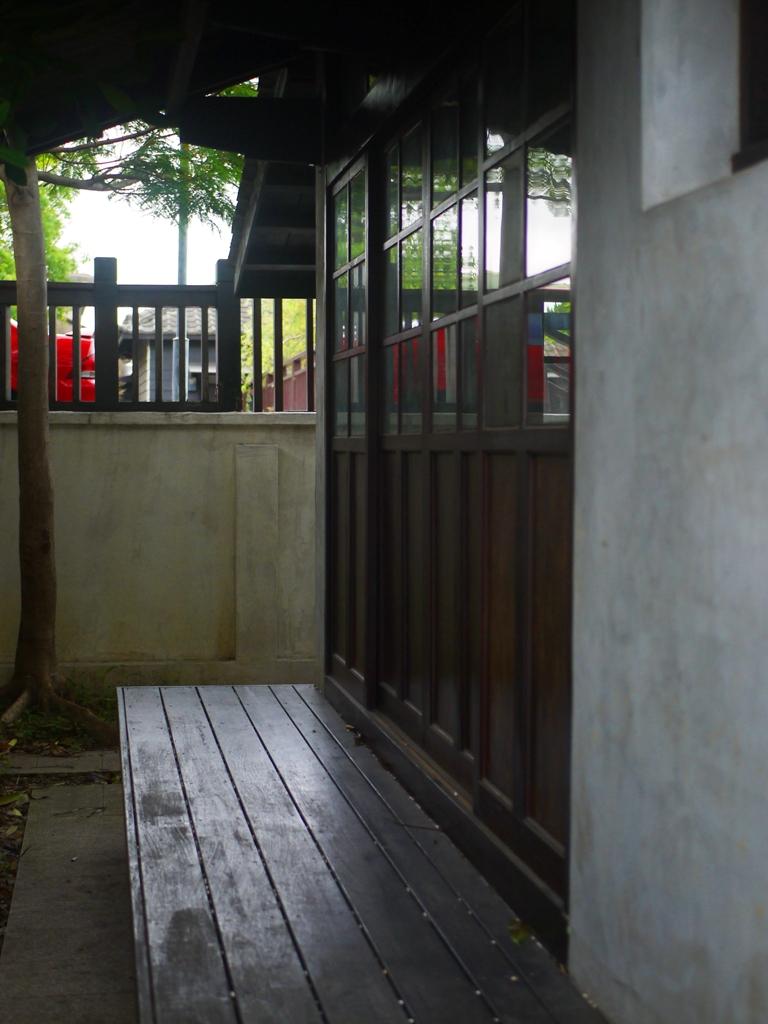 滿滿日式氛圍的角落   古樸古老   造橋日式驛長宿舍園區   ザオチャオえき   Zaoqiao   Miaoli   RoundtripJp