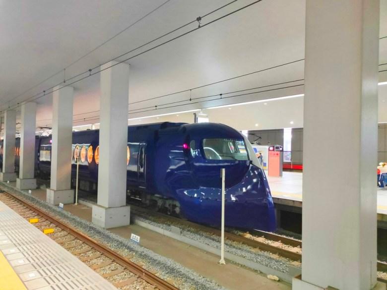 南海電鐵特急列車 | rapi:t | ラピート | 大阪難波來往關西國際機場的特急列車 | なんかいでんきてつどう | Nankai Electric Railway | 關西 | 巡日旅行攝