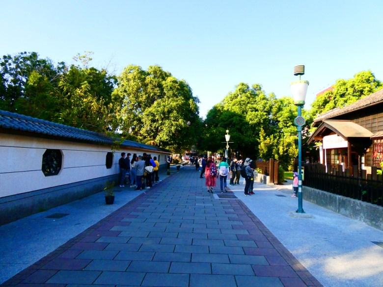 舒適好走的步道   被滿是日式建築環抱的和風園區   台灣旅人   檜意森活村   Hinoki Village   とう-く   かぎし   RoundtripJp