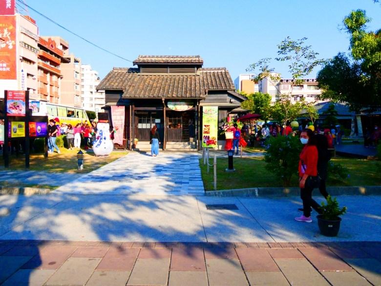 日式建築   和風韻味   濃烈的日本味   台灣旅人   林森東路旁   檜意森活村   Hinoki Village   とう-く   かぎし   RoundtripJp
