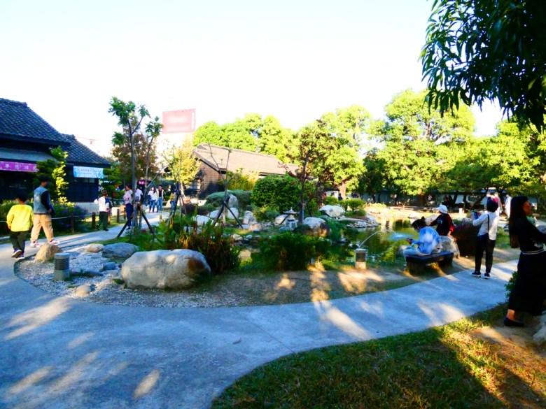 日式庭園   廣大的日式建築群   台灣旅人   檜意森活村   Hinoki Village   とう-く   かぎし   巡日旅行攝