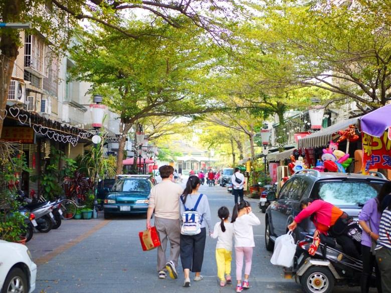 往北門驛方向 | 台灣旅人 | 古樸的台灣街景 | 商店街 | 北門車站 | 東區 | 嘉義 | 一抹和風 | 巡日旅行攝