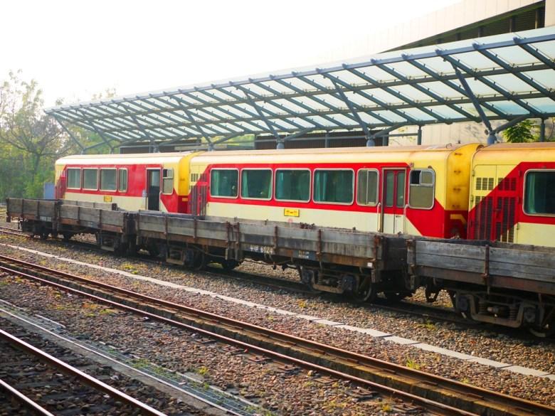 森林小火車 | 阿里山森林鐵路的起點 | 北門駅 | とうく | かぎし | East District | Chiayi | 巡日旅行攝