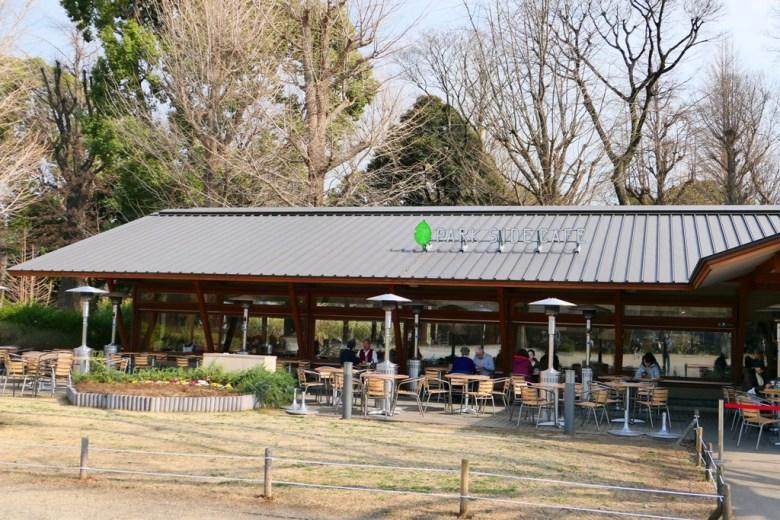 上野恩賜公園 | うえのこうえん | Park side cafe | 咖啡廳 | 上野 | 東京 | 日本 | 巡日旅行攝