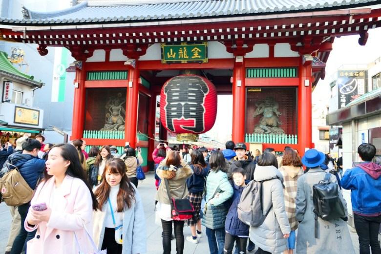 淺草寺 | せんそうじ | 金龍山 | 雷門 | 台東區 | 東京 | 日本 | 巡日旅行攝