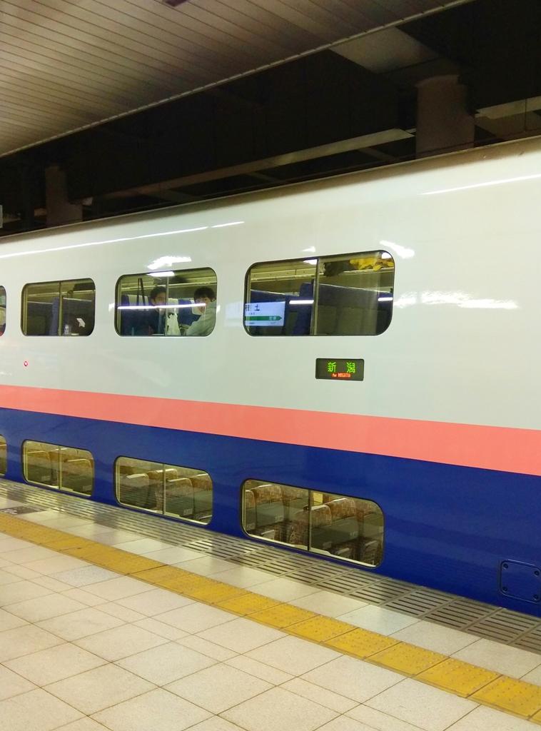 新幹線 | 新潟 | For Niigata | 日本 | Japan | 巡日旅行攝 | RoundtripJp