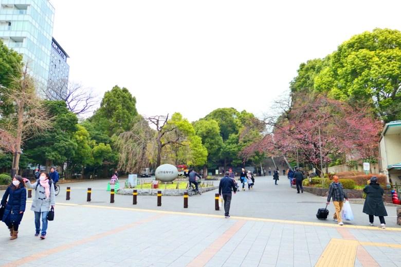 上野知名景點   上野恩賜公園   上野   東京   日本   Japan   巡日旅行攝
