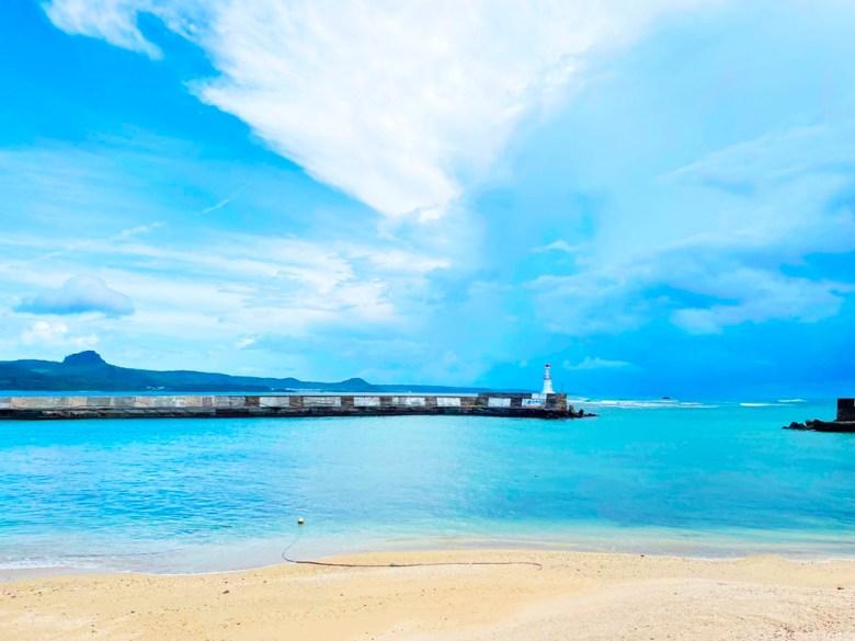 彼端的白色燈塔 | 波浪和緩 | 如夢似幻 | 海天一色 | ホンチュン | ピンドンけん | Hengchun | Pingtung | 和風巡禮 | 巡日旅行攝 | RoundtripJp