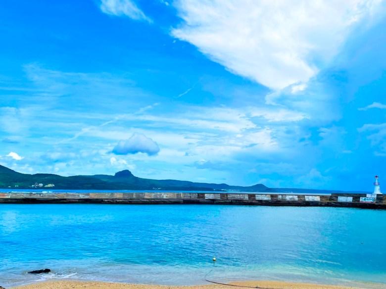 像是畫作般的風景 | 遠山大海藍天連成一線 | 秘境沙灘 | ホンチュン | ピンドンけん | Hengchun | Pingtung | Wafu Taiwan | 巡日旅行攝 | RoundtripJp