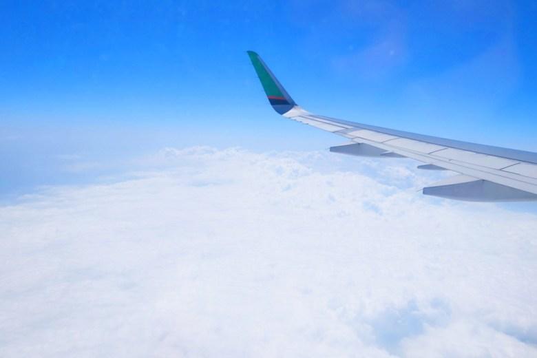 飛機 | 天空 | 雲海 | 天很藍 | Airlines | 日本 | Japan | 巡日旅行攝 | RoundtripJp