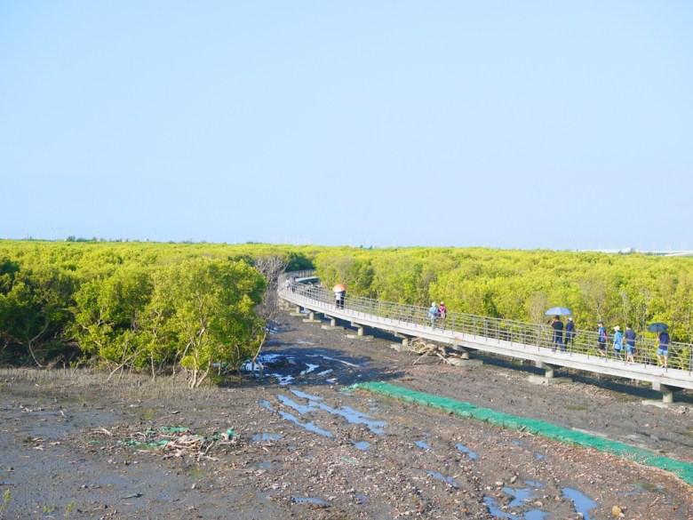 遠眺海空步道   通往樹海的白色步道   海空步道   ファンユエン   ほうえん   ジャンホワ   しょうか   Wafu Taiwan   巡日旅行攝   RoundtripJp