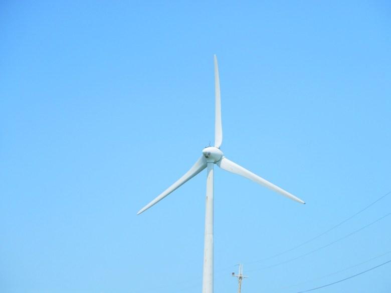 潔淨能源   綠能   純白的風車   唯美   Houlong   Miaoli   一抹和風   巡日旅行攝   RoundtripJp