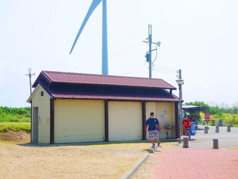 好望角市集後方   風車廣場入口處   洗手間   Houlong   Miaoli   和風巡禮   巡日旅行攝   RoundtripJp
