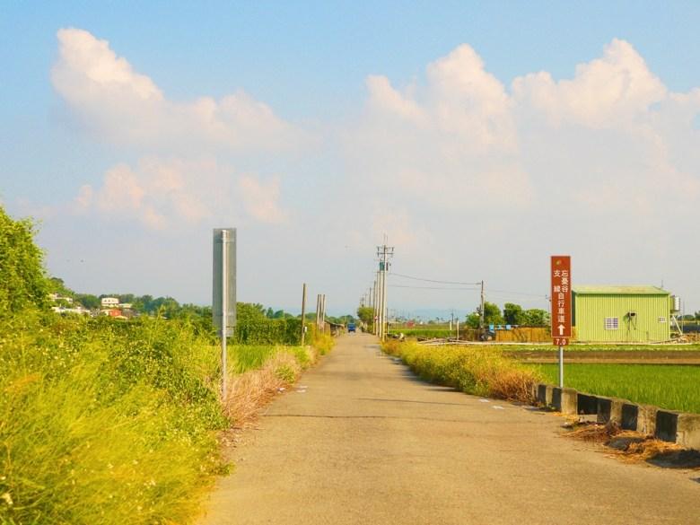 往五哩巷無患子森林方向   忘憂谷支線 自行車道   良田美景   Houli   Taichung   一抹和風   巡日旅行攝   RoundtripJp
