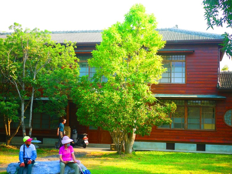 日式宿舍建築 | 台灣旅人 | 悠閒時光 | みんゆう | かぎし | Wafu Taiwan | 巡日旅行攝 | RoundtripJp