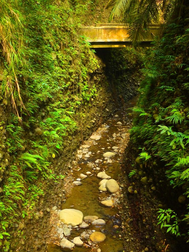 兩對兩座隧道中的奇景 | 小橋流水 | 隧道一線天 | 草屯 | 南投 | Caotun | Nantou | Wafu Taiwan | 巡日旅行攝 | RoundtripJp