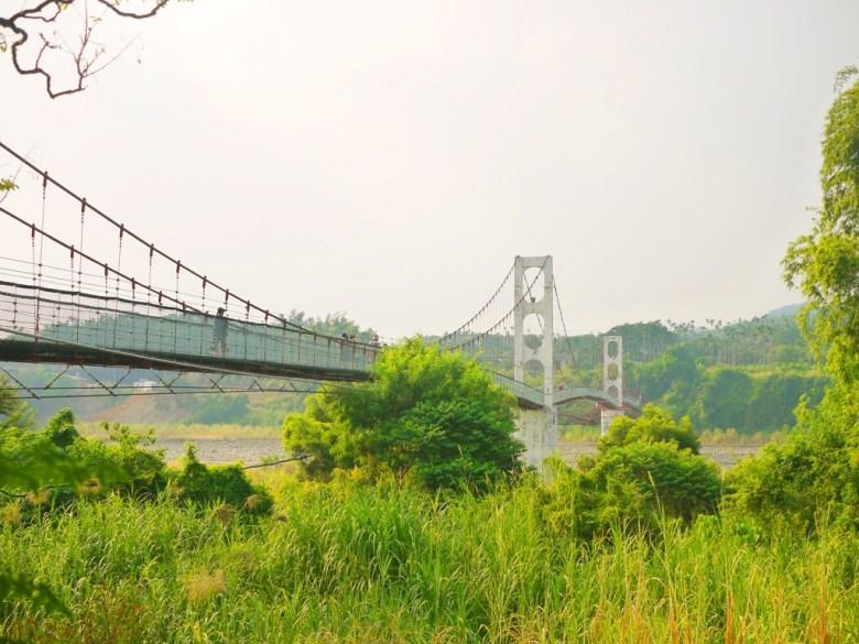 被自然山河簇擁的絕美吊橋 | 跨越距離長達360公尺 | 全國之最 | 雙橋墩設計 | Caotun | Nantou | Wafu Taiwan | 巡日旅行攝 | RoundtripJp
