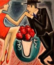 Untitled 2015. Oil, 55 x 65 cm