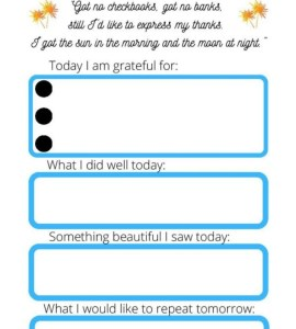 The Best Gratitude Journal UK for Adults and Teenagers