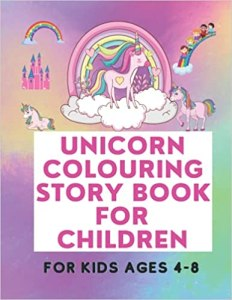 Stories and coloring books for children