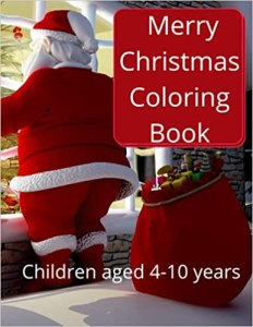 Merry Christmas Coloring Book: Present Ideas for Children