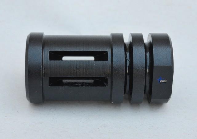 SCA Muzzle Brake Compensator featureless Best Discount AR15 Glock AK47 parts Austin Texas USA