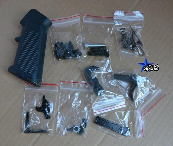 AR15 Classic Lower Parts Kit Complete Premium Mil Spec LPK