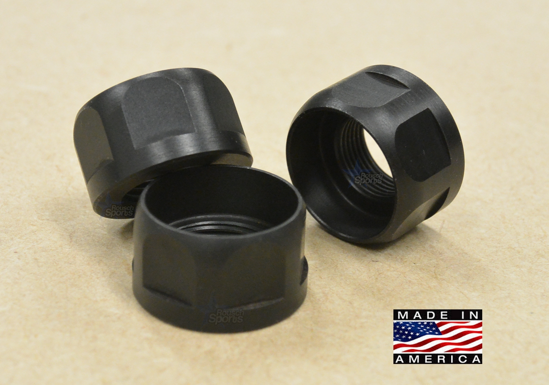 "Go Nuts - Jam Nut Melonite QPQ 1/2""-28   9/16""-24   5/8""-24  Austin Texas Best Wholesale Discount Prices AR15 M16 M4 Black Nitride"