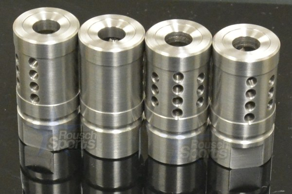 FXC 2 Shorty Stainless Steel Muzzle Brake Compensator A2 Style Austin Texas Ar15 ar 15 parts Wholesale Discount Prices