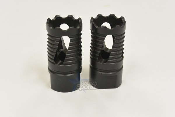 Short Punisher XS Flash Hider Muzzle Device Ar15 M4 M16 AR 15 Best AR parts Discount Wholesale Rousch Sports Austin Texas