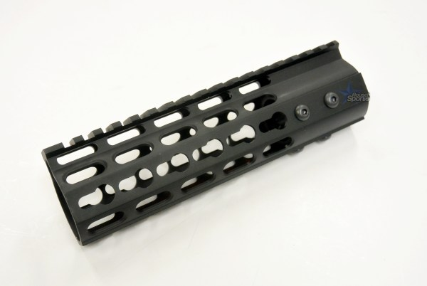 ULS Keymod Free Float HandGuard Forend 7 Inch V2M1 AR15 Ar 15 M4 M16 A1 A2 A3 parts and accessories Austin Texas Best Wholesale Discount Price