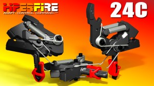HiperFire HIPERTOUCH 24C Competition Version high precision fire control drop in Trigger .223 5.56 308 LR308 Ar 10 AR 15 M4 M16 Best Discount Wholesale AR Parts and Accessories Austin Texas USA