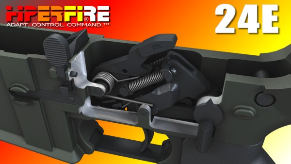HiperFire HIPERTOUCH 24 high performance high precision service rifle upgrade .223 5.56 308 LR308 Ar 10 AR 15 M4 M16 Best Discount Wholesale AR Parts and Accessories Austin Texas USA