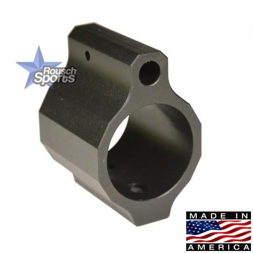 Gas Block Precision.750 Black Nitride .223 5.56 .308 AR 15 M4 M16 Best Discount Wholesale AR Parts and Accessories Austin Texas