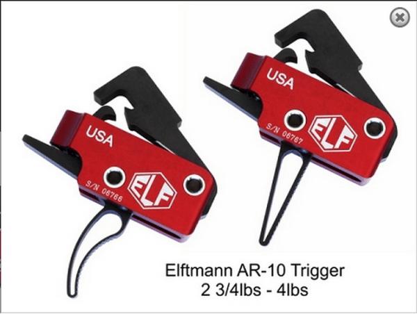 ELF AR 10 308 Trigger .223 5.56 308 LR308 Ar 10 AR 15 M4 M16 Best Discount Wholesale AR Parts and Accessories Austin Texas USA